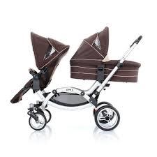 abc design tandem duo prams abc tandem zoom abc design duo stroller zoom sand