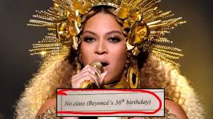 Beyonce Birthday Meme - teacher cancels class for beyonc礬 s birthday internet applauds