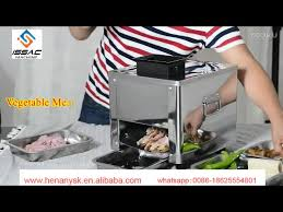 table top meat slicer table top stainless steel commercial electric vegetable meat slicer