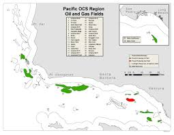 Pacific Region Map Resource Evaluation Program Pacific Region Boem