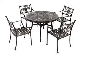 Textilene Patio Furniture by Aluminium Garden Furniture Czyvn Cnxconsortium Org Outdoor
