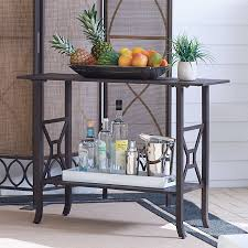 Outdoor Console Table Ellicott Metal Console Table Improvements Catalog