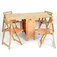 Folding Table With Chair Storage Drop Leaf Table With Storage Modern Drop Leaf Table With