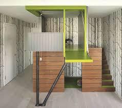 chambre enfant mezzanine chambre d enfant 4 aménagements avec mezzanine cabane côté maison