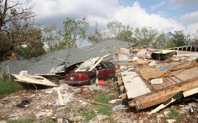 Katrina Homes In The Aftermath Of Hurricane Katrina An Ignored Community In