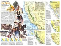 map of usa west coast west coast usa maps
