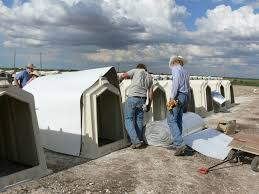 Plastic Calf Hutches Agrilife Study Shows Reflective Hutch Covers Improve Dairy Heifer
