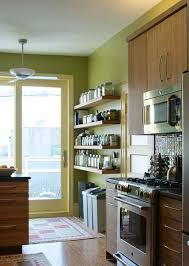 kitchen wall shelves ideas simple functional and space saving floating wall shelving ideas