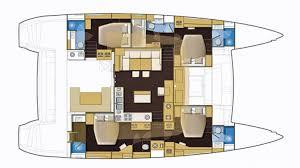 Luxury Yacht Floor Plans Luxury Charter Yacht Amazing Lady Lagoon Sailing Yacht 2014