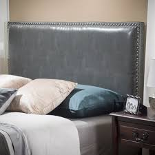 hilton adjustable full queen headboard by christopher knight home