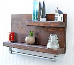 Glass Bathroom Shelving Unit by Corner Shelf Unit Bathroom Nujits Com