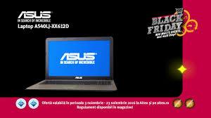 black friday asus laptop