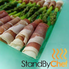 what does canape asparagus and parma ham roulade canapes catering for your