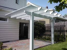 Lattice Pergola Roof by Lattice Pergola May Awning