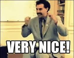 Borat Very Nice Meme - borat very nice meme gifs tenor