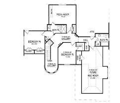 upper floor plan houseplans com upper floor plan plan 424 229 second floor house