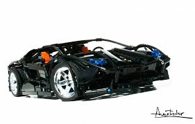 lego lamborghini car technic delicatessen lego lamborghini excellence the aventador