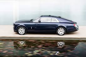 golden rolls royce rare rides the rolls royce sweptail a bespoke ultra luxury coupe