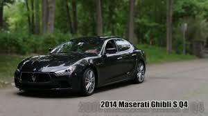 2014 maserati ghibli 2014 maserati ghibli s q4 model overview morrie u0027s luxury auto