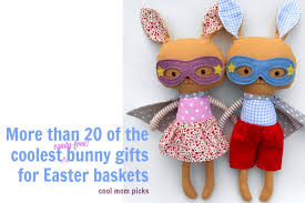 easter bunny gifts 20 cool bunny gifts for easter baskets cool picks