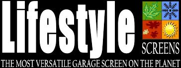 Overhead Screen Doors by Lifestyle Screens Advanced Overhead Doors Llc