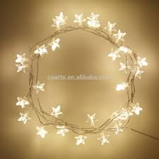 christmas falling star string battery power led fairy christmas