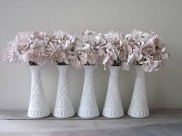 Milk Vases For Centerpieces by 112 Best Milk Glass Galore Images On Pinterest Milk Glass