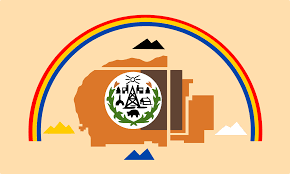 Orange Flag Meaning File Navajo Flag Svg Wikimedia Commons