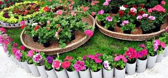 Garden Tips And Ideas Make A Small Garden And Visually Enlarge Tips And Tricks