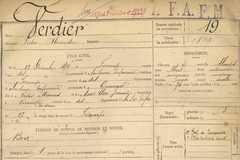 bureau central des archives militaires archives départementales de seine maritime registres matricules