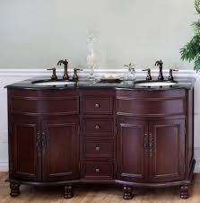 bathroom cherry bathroom double undermount sink vanity with