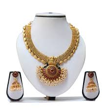 jhumki earring gold wedding jewellery sets with price diamond necklace set