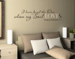 master bedroom wall decals love you still decal etsy