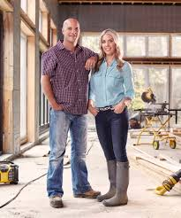 bryan baeumler and family go country in house of bryan in the sticks