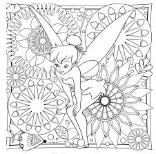 90 tinkerbell coloring pages images