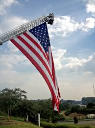 Honor Flag Winmock Raises The Flag In Honor Of America U0027s First Responders