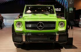 mercedes g class platform could become more sustainable