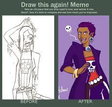 Meme Gag - improvement meme gag of the year by discombobulatedtrin on deviantart