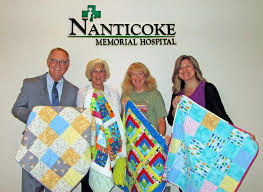 heritage shores quilters create quilts for babies at nanticoke
