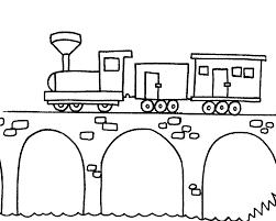 unique comics animation free trains coloring pages