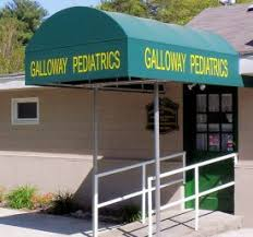 business awnings and canopies commercial awnings and canopies sounth jersey bill s canvas