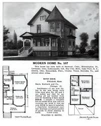 sears homes floor plans 47 best exterior sears catalog images on craftsman