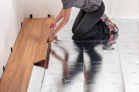 Tips On Laying Laminate Flooring Underlay Beauty Wood Design And Decor Ideas Floor Category Red For