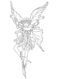 http www bing com images search q u003drealistic fairy coloring pages