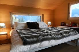 Schlafzimmer Chalet Chic Eagles Nest Luxuriöses 6 Zimmer Chalet Hodel Immobilien