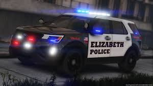 code 3 pursuit light bar elizabeth pd s 2017 fpiu gta v galleries lcpdfr com
