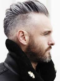 grayhair men conservative style hpaircut great cut on a ageless man not ready for the conservative look
