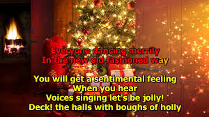 rockin u0027 around the christmas tree brenda lee karaoke hd youtube