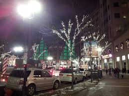 Indianapolis Circle Of Lights Christmastime Moments In Downtown Indy Midlife Crisis Crossover