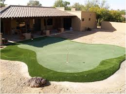 backyards compact artificial backyard putting green backyard